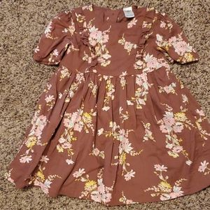 Picture day dress for a toddler